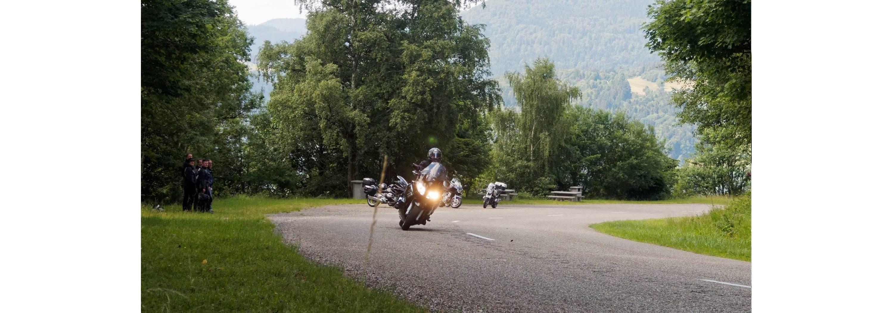 Stage Perfectionnement Moto AFDM Montagne